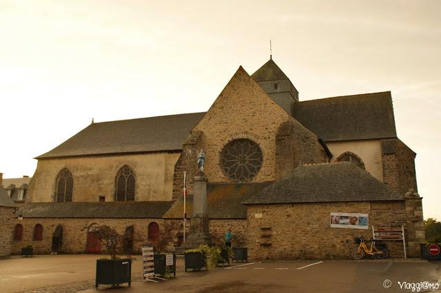 L'Abbaye de Notre Dame di Paimpol