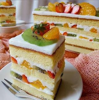 Chantily Cake istimewa untuk yang terkasih