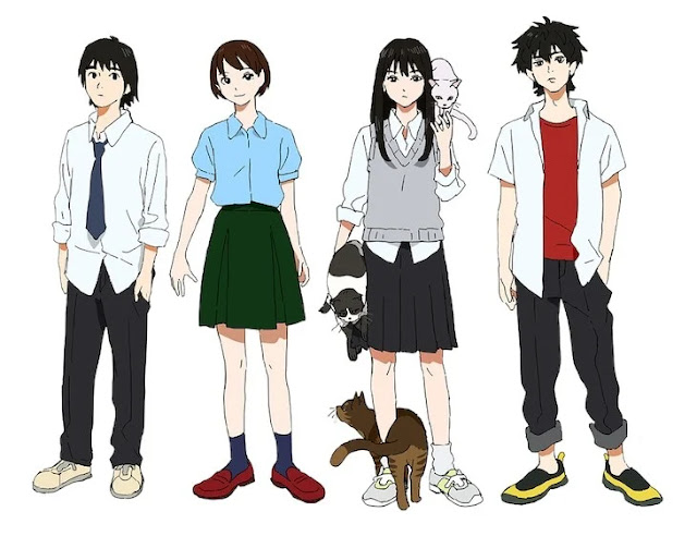 El anime Sonny Boy