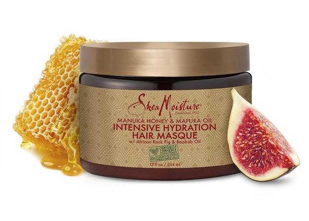 Shea Moisture Manuka Honey: Tratamiento para el crecimiento del cabello