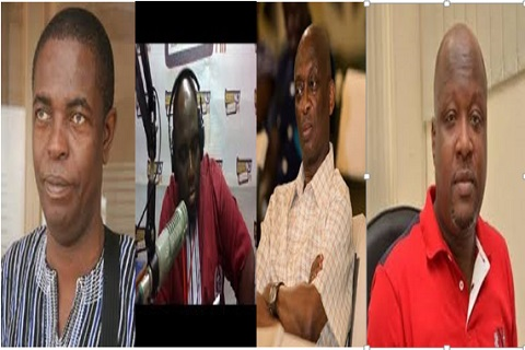 Kweku Baako, Sefa Kayi, Adakabre, KABA are corrupt - Former NDC MP