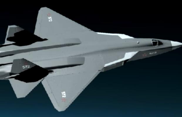 """BINTEO για ένα ακόμα… """"ρωσικό υπερμαχητικό"""", αυτή τη φορά το MiG-41"""