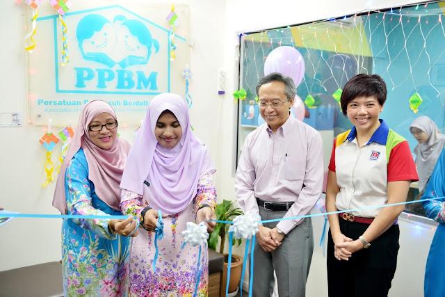 Persatuan Pengasuh Berdaftar Malaysia (PPBM), Pn Masdiana Muhammad, Norsheila Abdullah, Datuk Dr Zulkifli Ismail, Gladys Goh,