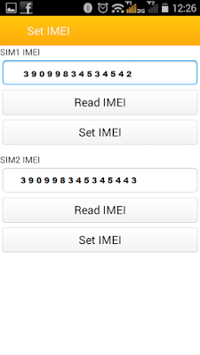 How To Fix Null/invalid imei on spreadtrum Devices Like iTEl Without PC