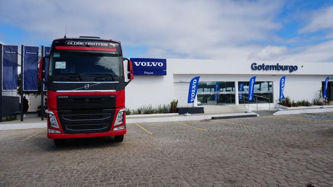 Grupo Gotemburgo inaugura loja de peças Volvo em Juazeiro (BA)