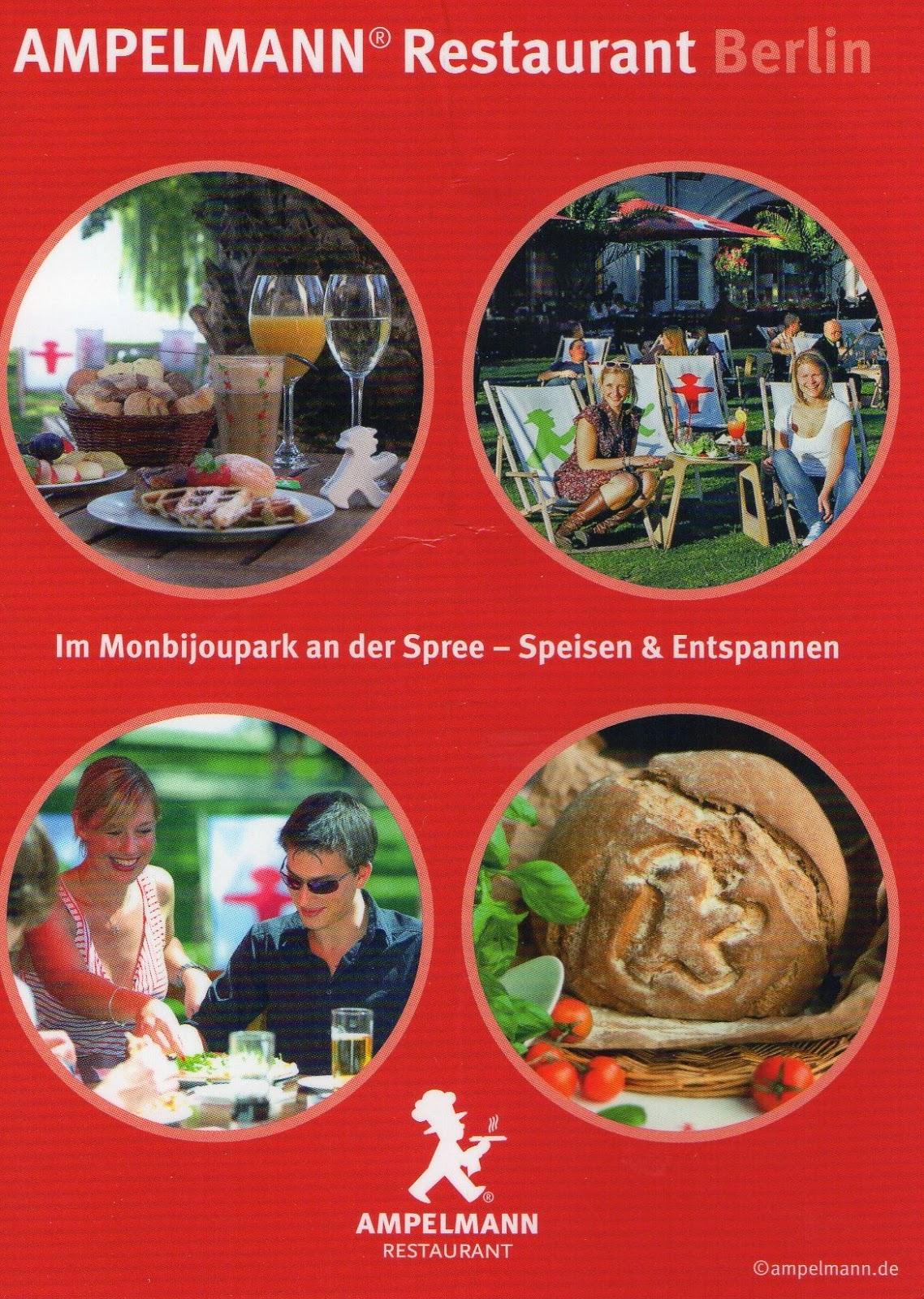 restaurante Ampelmann em Berlim