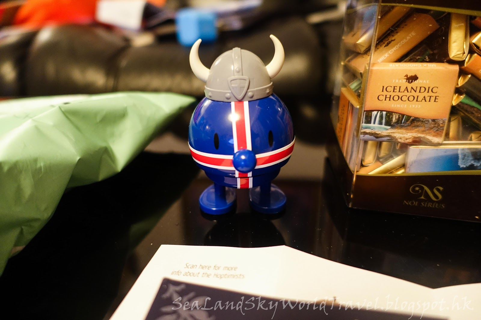 海陸空遊世界: 冰島, 北挪威, 羅浮敦群島手信