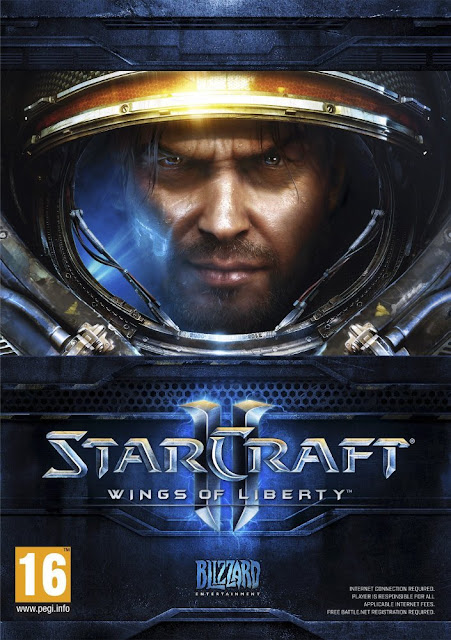 StarCraft II: Wings of Liberty Full PC Game Free Download