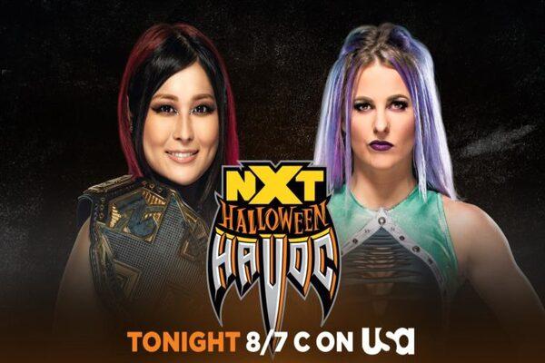 عرض NXT هالوين هافوك الاخير 28/10/2020 كامل