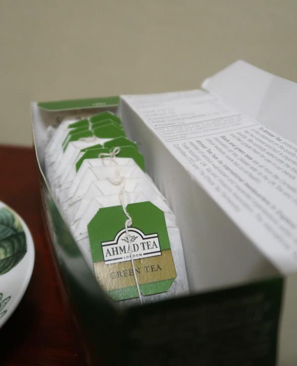 Green Tea Jenama Ahmad Tea