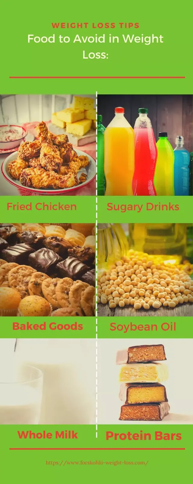 Weight Loss Foods To Avoid