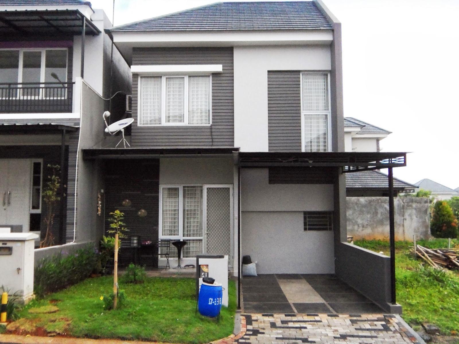 70 Desain Rumah Type 45 Minimalis 1 Lantai 2 Lantai