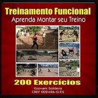 Material: Treinamento Funcional 200 Exercícios - Aprenda Montar Seu Treino