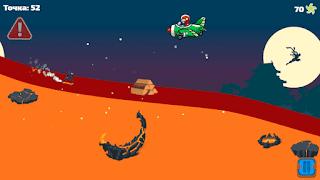 Jogue Lava and Ninja Skateboard HTML5 games