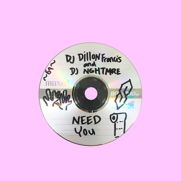 Dillon Francis & NGHTMRE - Need You - Single Cover