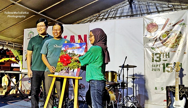Official Launch By Malaysia Tourism Promotion Board Director - Puan Jamilah Abdul Halim