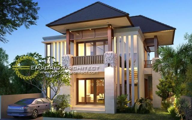 Villa 2 Lantai Milik Bapak Wahyu