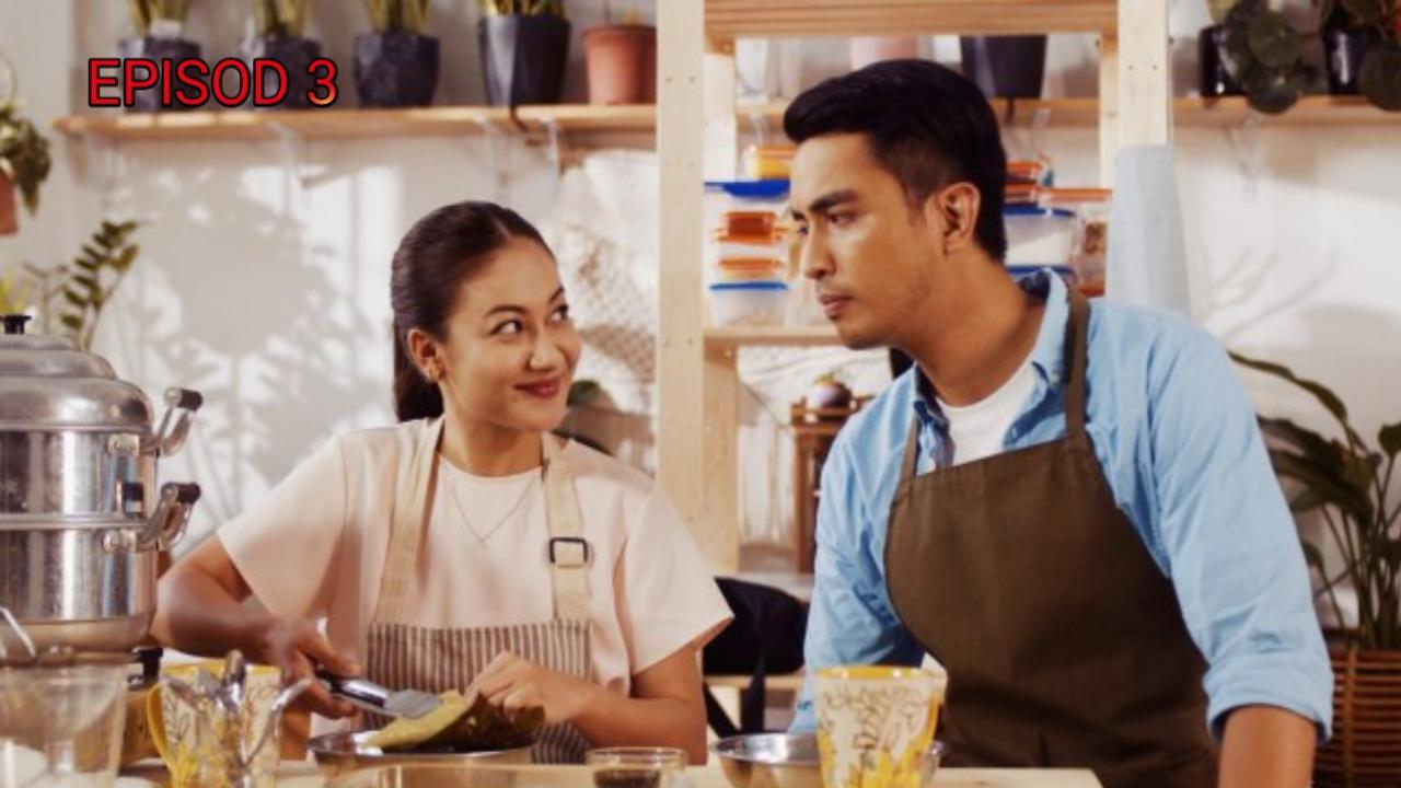 Tonton Drama Semanis Senyumanmu Episod 3 (Akasia TV3)