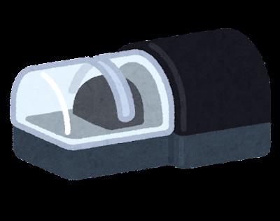 包丁研ぎ器のイラスト