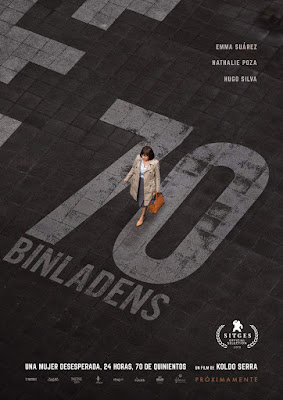 70 BINLADENS -Cartel pelicula de Koldo Serra
