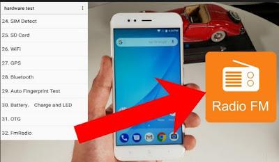 Cara Mengaktifkan dan Mendengarkan FM Radio di Xiaomi Mi A1
