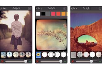 OGGI GRATIS: App per personalizzare i vostri scatti fotografici con filtri ed effetti