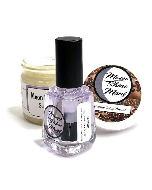 Moon Shine Mani Nail Care Products | October 2019 Release