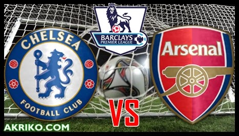 chelsea vs arsenal dp bbm