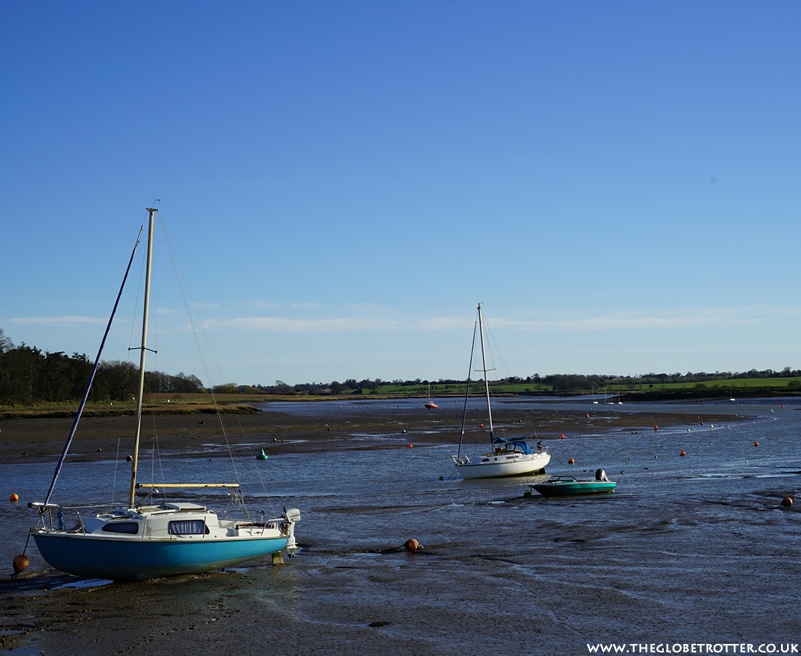 Top 3 things to do in Woodbridge - The River Walk