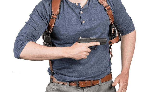 Best Concealed Carry Shoulder Holster Reviews 2020