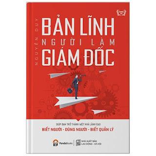 Bản Lĩnh Người Làm Giám Đốc ( Tái Bản ) ebook PDF-EPUB-AWZ3-PRC-MOBI