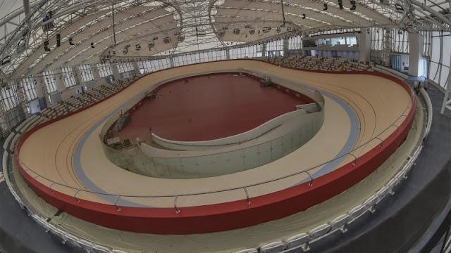 Sandi: Pemerintah Tak Akan Mampu Kelola Venue Asian Games