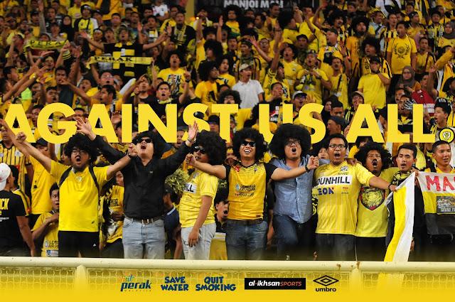 Pasukan Perak Dapat RM 150,000 Mara Ke Final Piala Malaysia