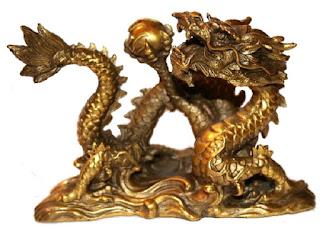 Дракон в фен-шуй — символ денег и перемен