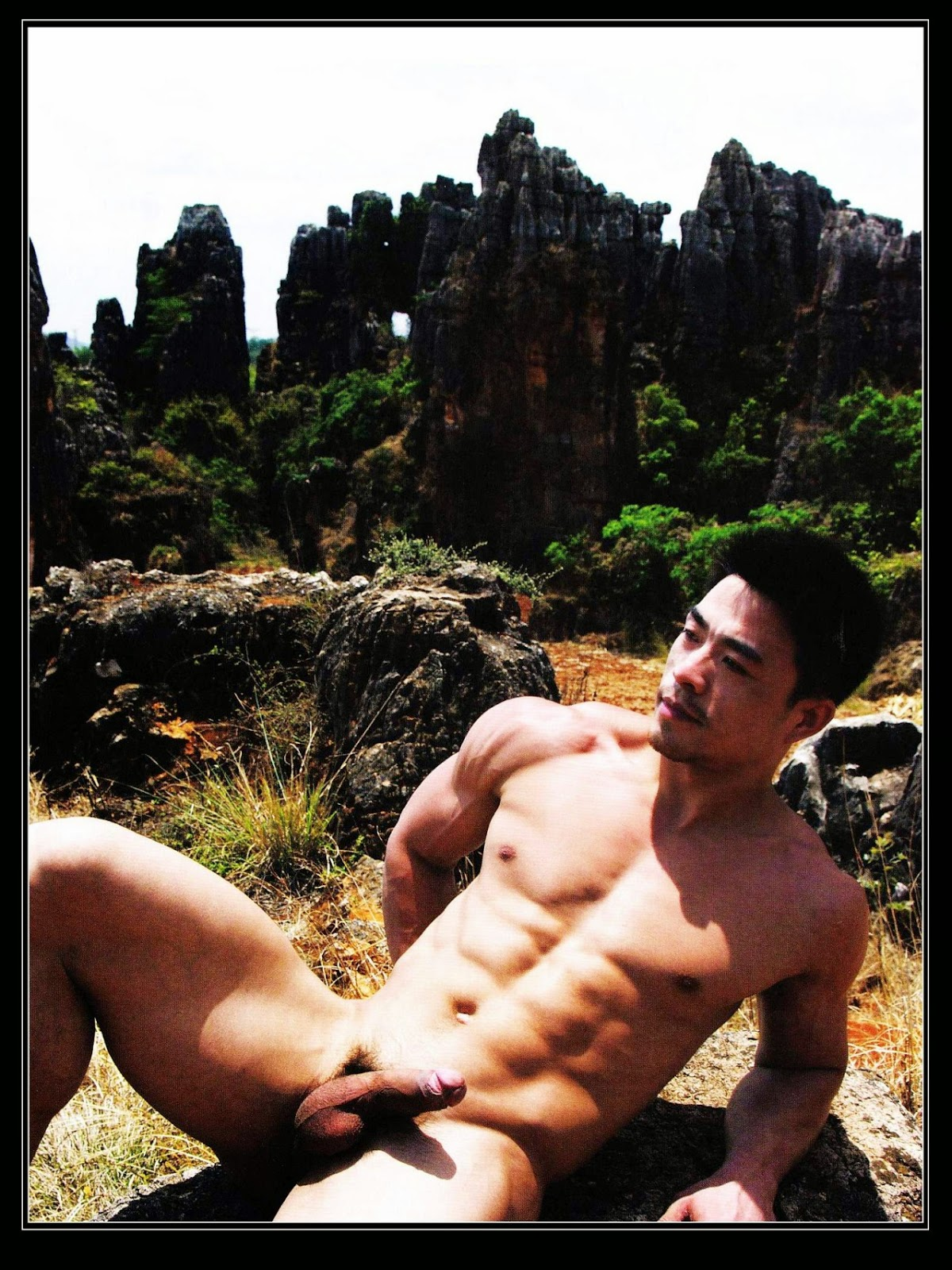 Hot Nude Asian Boys