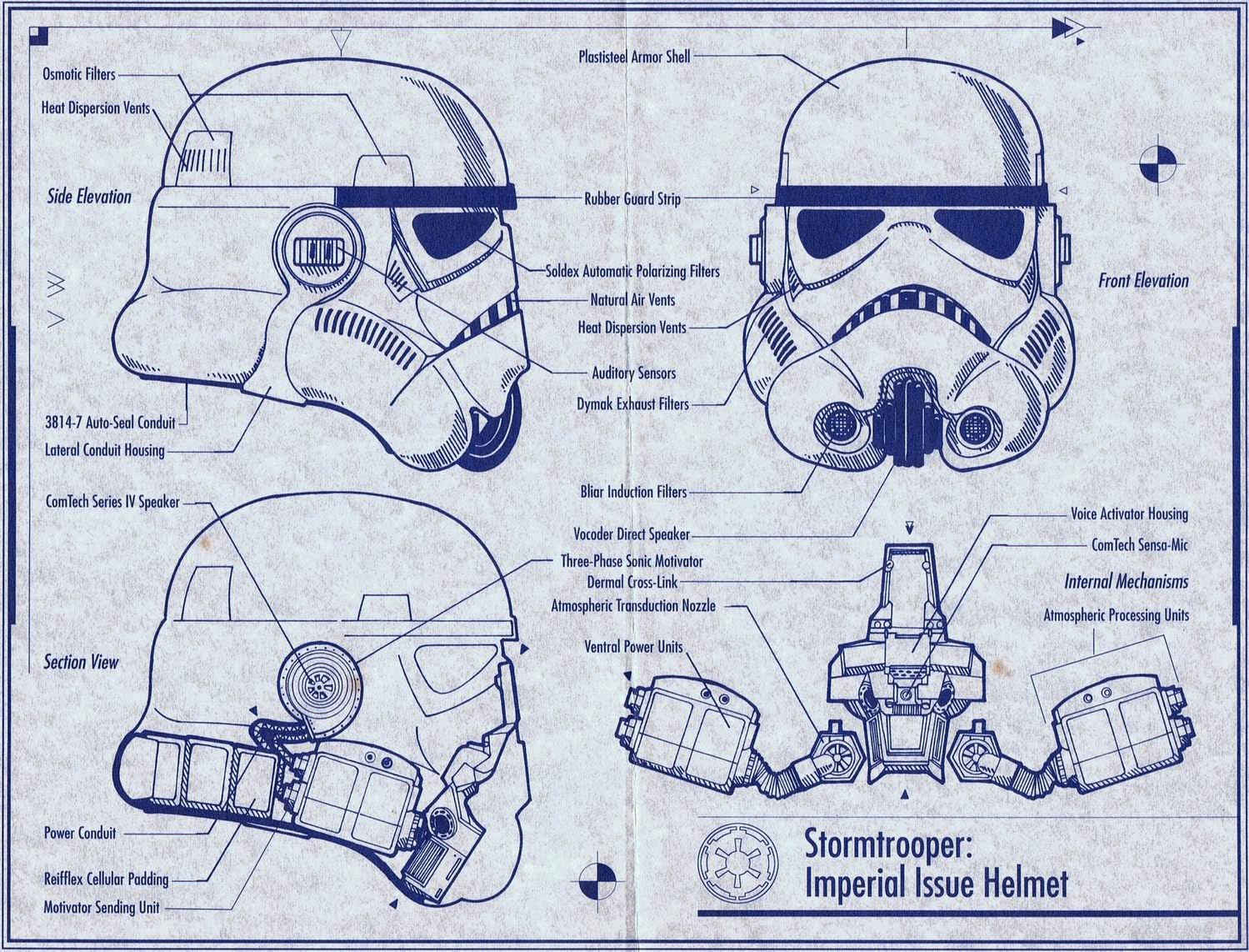 How To Make StormTrooper Costume Helmet