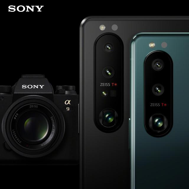 So sánh thiết kế - cấu hình của Sony Xperia 1 III và Xperia 5 III 2