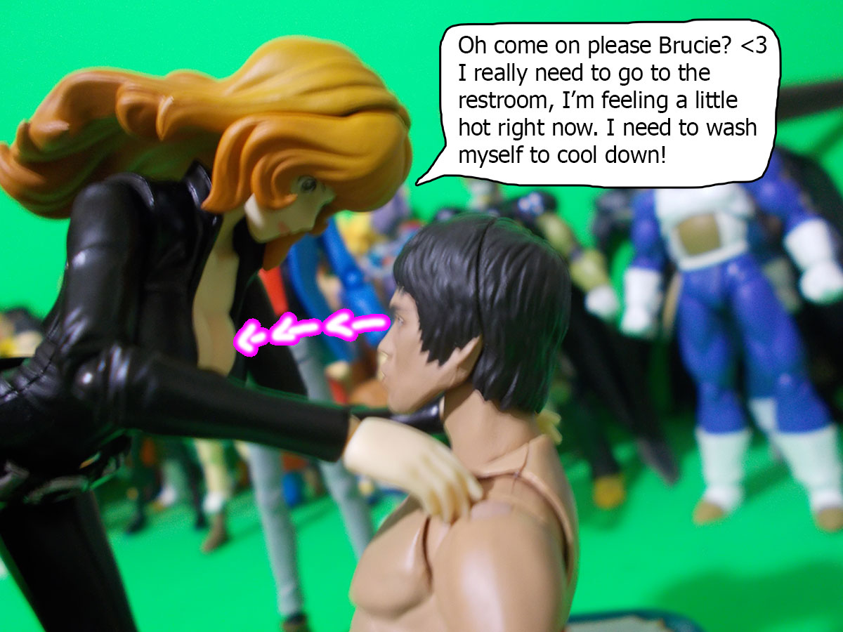figuarts - Fujiko and the Diamond Bear 39-down