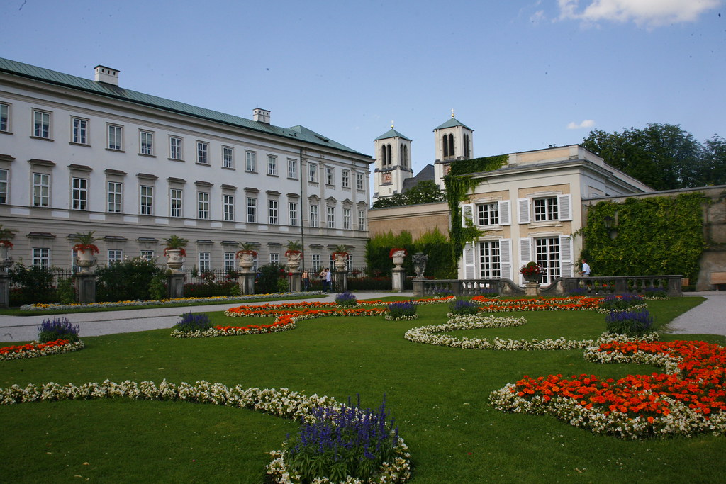 Family City Break in Salzburg