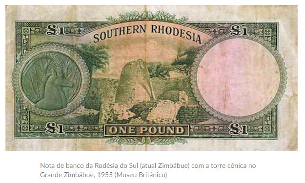Países do Continente Africano: Zimbábue