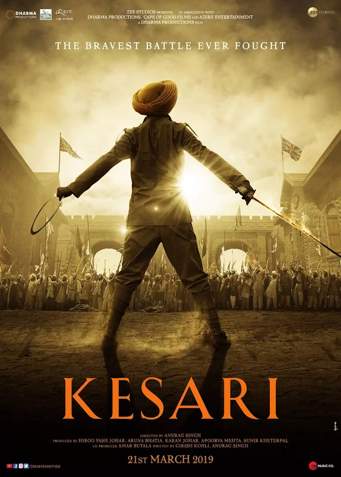 Kesari (Hindi) Ringtones & Bgm for cellphone