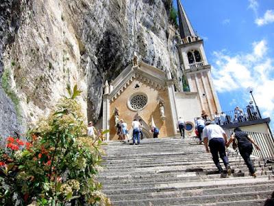 Luoghi belli in Veneto - Gite e vacanze - Santuario Madonna Corona Spiazzi