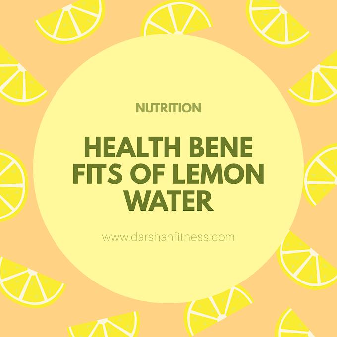 7 Proven Health Benefits Of Lemon Water
