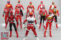 Lightning Collection Lost Galaxy Red Ranger 47