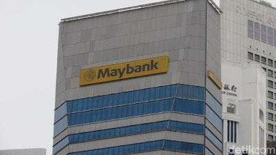 Tanggapan  MayBank Atas Lapor 3
