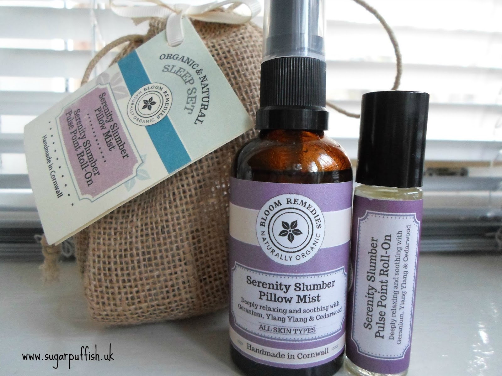 Bloom Remedies Serenity Slumber Sleep Aid Set