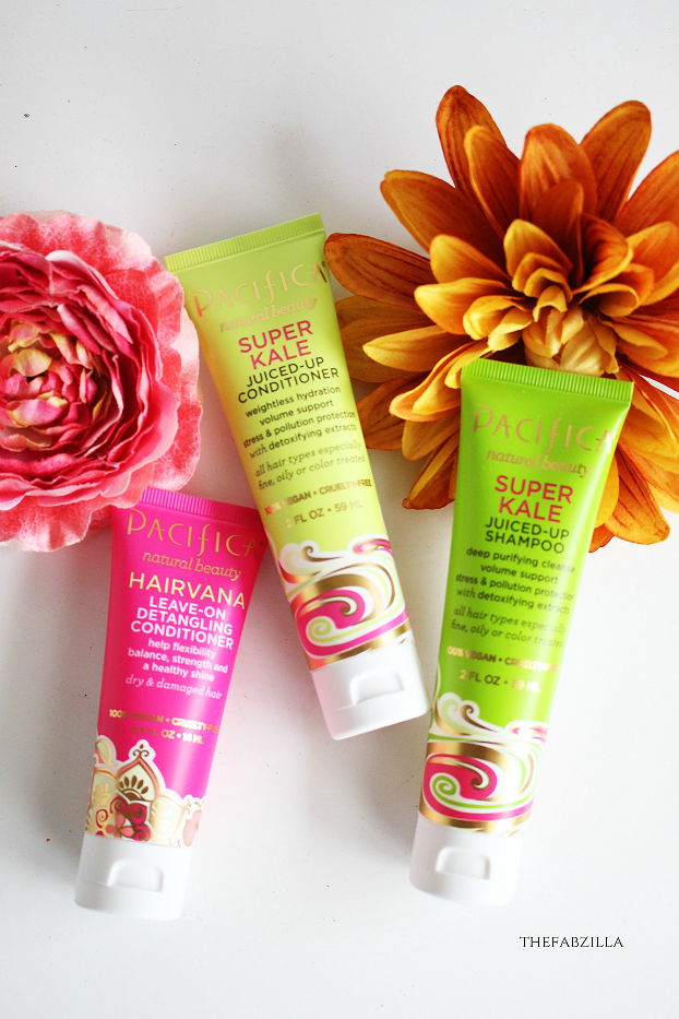Pacifica Beauty 7 Free Nail Trio, Pacifica Beauty Jet Set Trio Kale Collection, review