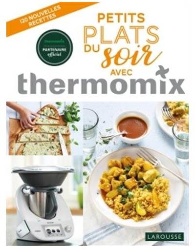livre recette thermomix