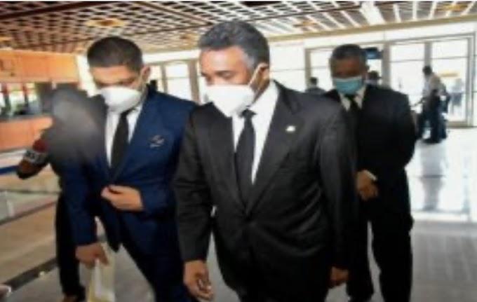 Bautista afirma que recibió un trato «amable y cortés» de la Procuraduría