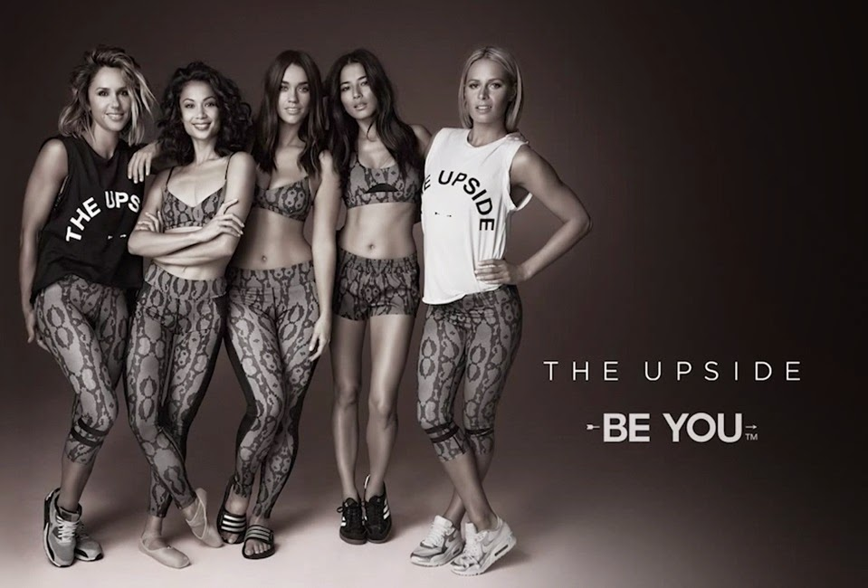 The Upside Sport Be You Campaign